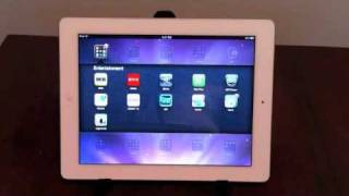 Fun apps on my ipad, air beam and mpad!