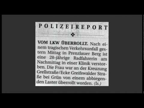 Polizeibericht Berliner Zeitung