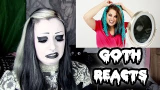 Video Goth Reacts To Women Try Goth Fashion For A Week | Toxic Tears download MP3, 3GP, MP4, WEBM, AVI, FLV Oktober 2017