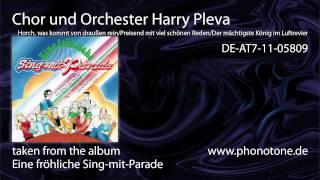 Orchester Charles Monet - Horch, was kommt von draußen rein/ Preisend mit viel schönen Reden