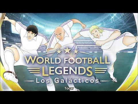 🔴¡¡¡LOS GALÁCTICOS!!! LANZO 50 DB Y PASA ESTO l Captain Tsubasa Dream Team