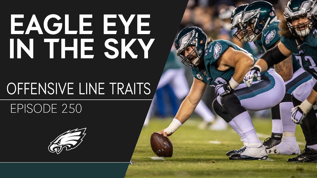 Analyzing Offensive Line Traits That Matter w/ Brandon Thorn | Eagle Eye in the Sky