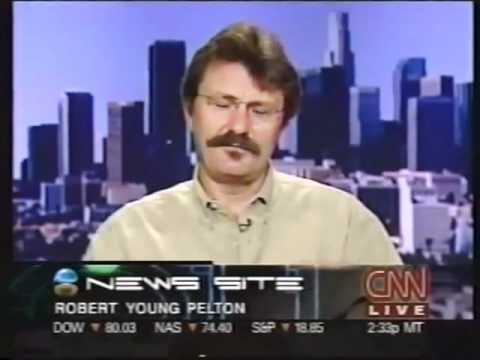 Robert Young Pelton on CNN - YouTube