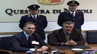 Napoli - Fausto Lamparelli nuovo capo della Squadra Mobile -live- (29.01.14)