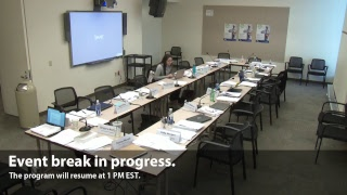 Distance Learning and Educational Innovation Subcommittee - Morning Session February 12