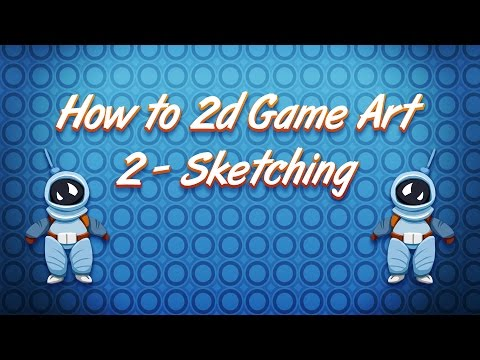 How to Sketch Game Assets