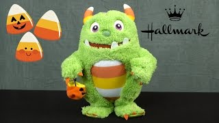 Roary the Candy Monster from Hallmark