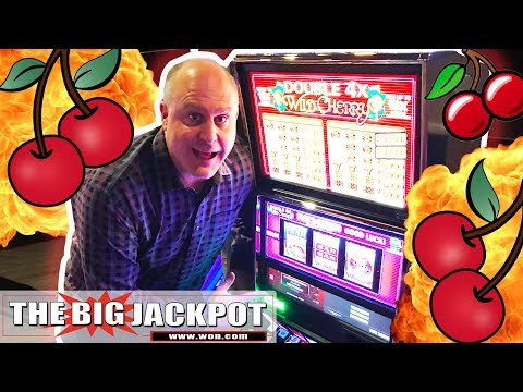 🍒SURPRISE JACKPOT! 🍒3 Reel Cherries Pay Handpays 💥| The Big Jackpot