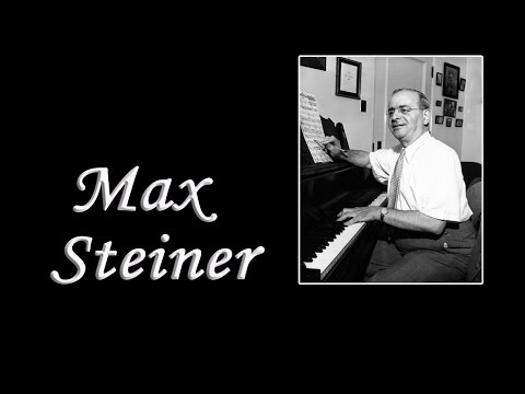 Great Movie Composers-MAX STEINER