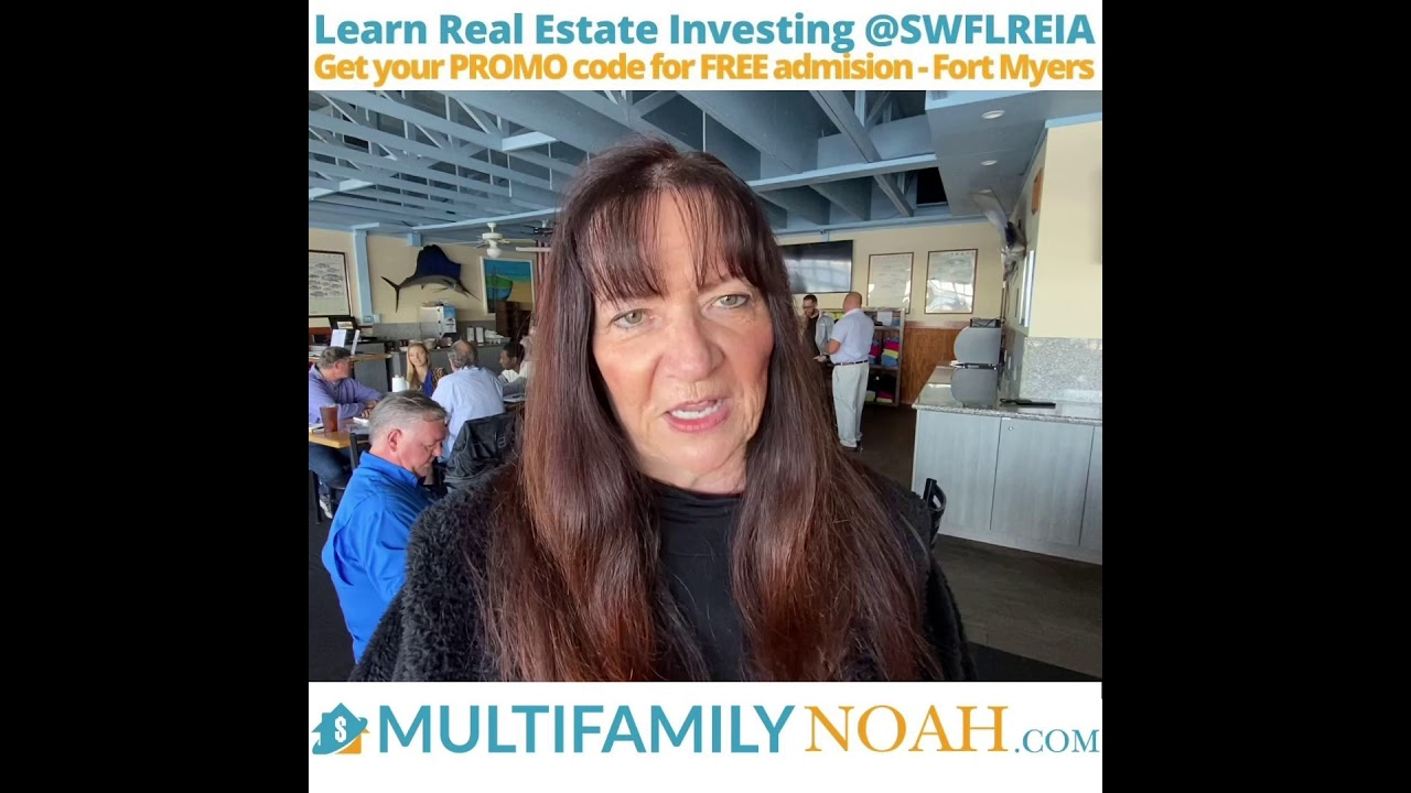 Learn real estate investing at the SWFL REIA (Southwest Florida Real Estate Investor Association)