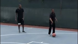 Video Martin Lawrence Proves He Got Game On The Basketball Court download MP3, 3GP, MP4, WEBM, AVI, FLV Agustus 2017