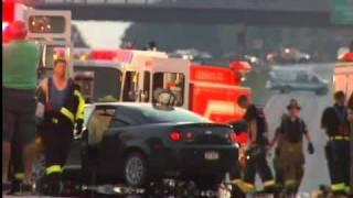 Five car crash turns fatal