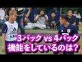 【#西野J】3バック vs 4バックの紅白戦!機能をしているのは…?本田のプレーに拍手! #宇佐美貴史 #本田圭佑 #香川真司 #daihyo #日本代表 #大島僚太