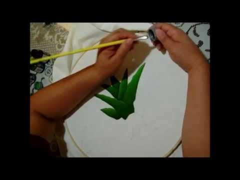 102 como pintar un maguey pintura textil iztac - Como pintar bien una pared ...