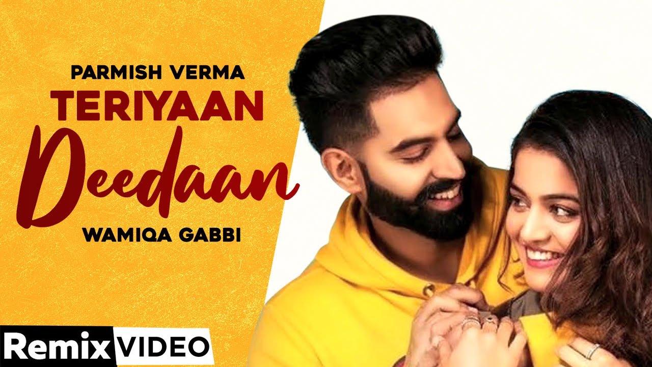 Teriyaan Deedaan (Remix) | Parmish Verma | Prabh Gill | Exclusive Punjabi Song on NewSongsTV & Youtube