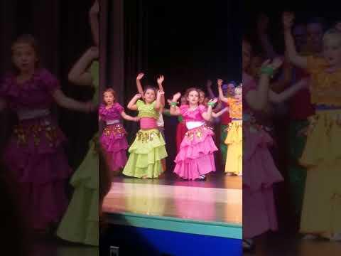 Holbrook Middle High School Theater Camp - Aladdin Jr