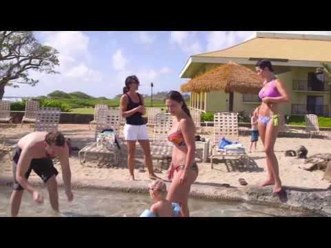 Dastrup Family trip to Kauai - Poipu Beach and Kauai Beach Resort