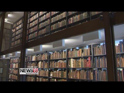 World's Premier Library, Beinecke Back Open Again