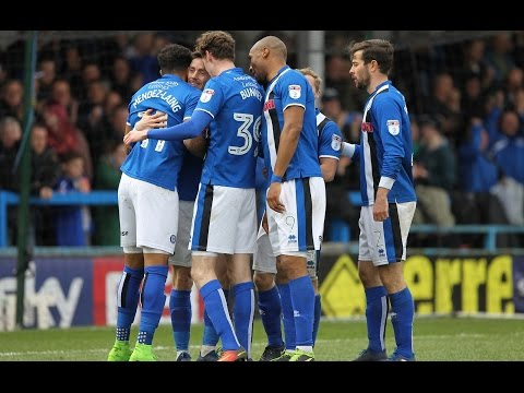 Rochdale v Coventry City: League One Season 2016-17