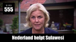 Irene Moors - Nederland helpt Sulawesi