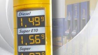 Spritpreise auf Rekordhoch – wie die Energiekosten die Inflation treiben