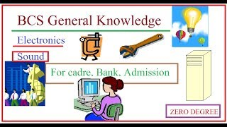 BCS General Knowledge Electronics, Sound