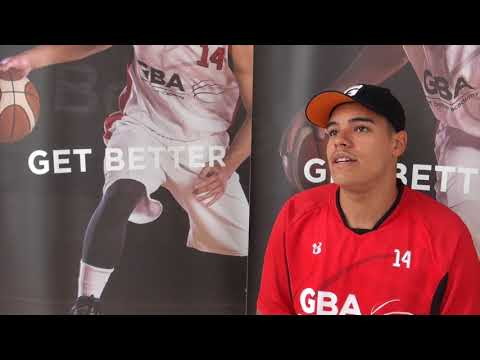 Interview with Calvin Poulina - Netherlands U18 national team player