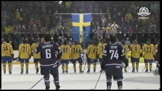 Sweden - USA WC 2009 6-5 Great Comeback