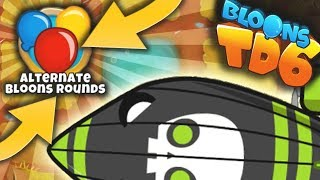 WYZWANIE | Alternate Bloons Rounds | #014 | Bloons TD6 PL
