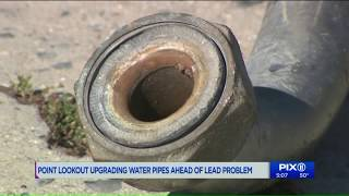 Point Lookout upgrading water pipes ahead of lead problem