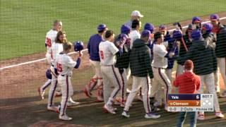 clemson-baseball-yale-game-highlights-3-14-17