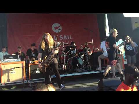 Knocked Loose Live @ Warped Tour West Palm Beach, Florida 7-