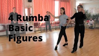4 Rumba Figures You Should Try Latin Dance WDSF Syllabus Figures