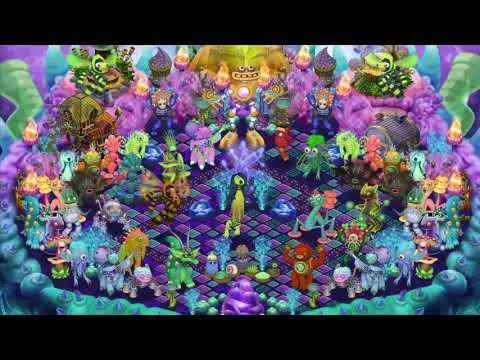 My Singing Monsters  Ethereal Island Full Song 216