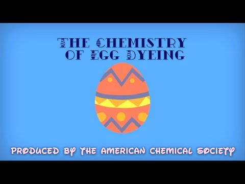 The Chemistry of Egg Dyeing - Bytesize Science