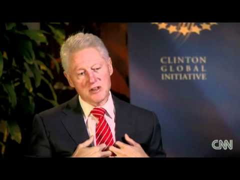 Bill Clinton - Vegan Weight Loss 24 lbs Healed Heart Attack Animal Cholesterol Dr Oz RNC Speech