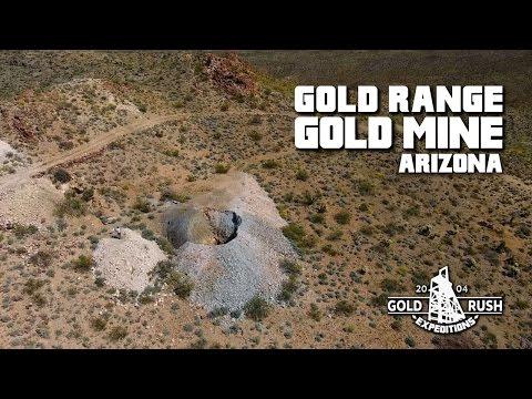 Gold Range Gold Mining Claim - Arizona - 2017