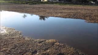 Denuncia do esgoto lançado no Rio Jequitinhonha em Almenara