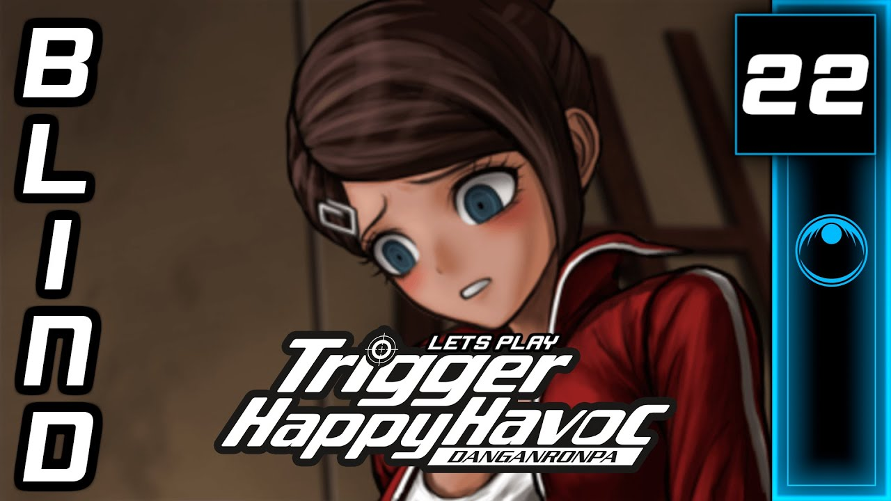 Lets Play | Danganronpa: Trigger Happy Havoc #22 - Double Murder Mystery