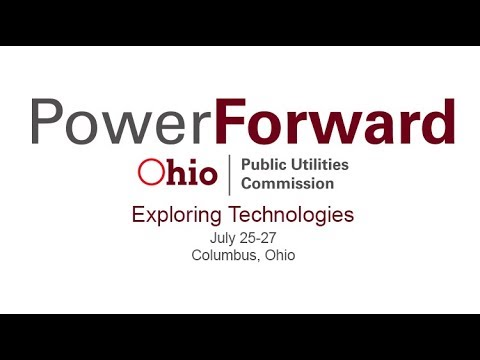 Exploring Technologies: Duke Energy Ohio, First Energy