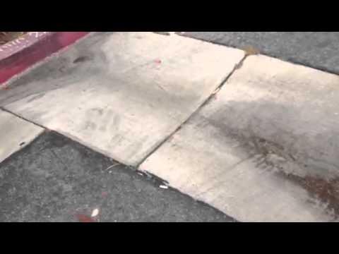Concrete V Ditch Youtube