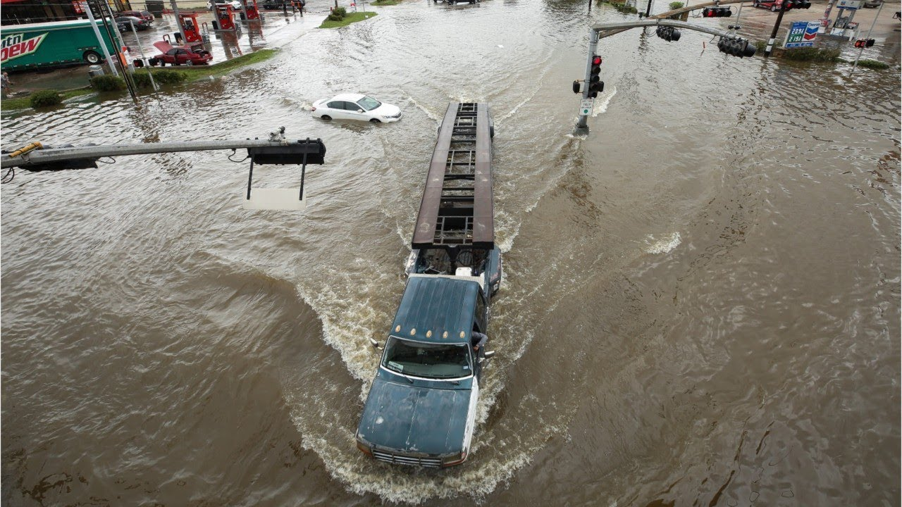 Follow these steps for driving through floods during Rainy Season