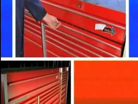 Snap-on UK - KRL1022 \ KRL1023 - Roll Cabs