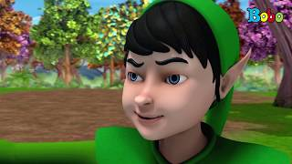 Dongeng Anak-Pintu Ajaib-Petualangan Oki Nirmala-Fairy Tales