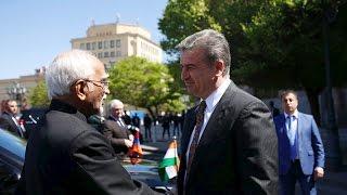 Տեխնոլոգիաներ և գյուղատնտեսություն. Վարչապետն ընդունել է Հնդկաստանի փոխնախագահին