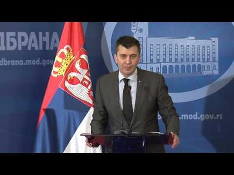 """Obeležen Dan Medija centra """"Odbrana"""" - Državni sekretar Zoran Đorđević"""