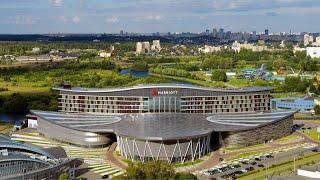 Minsk Marriott Hotel - Minsk, Belarus
