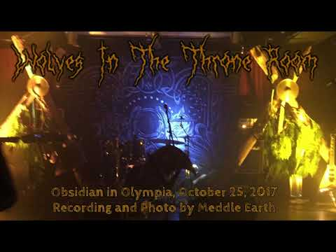 Wolves In The Throne Room live in Olympia by Meddle Earth 2017
