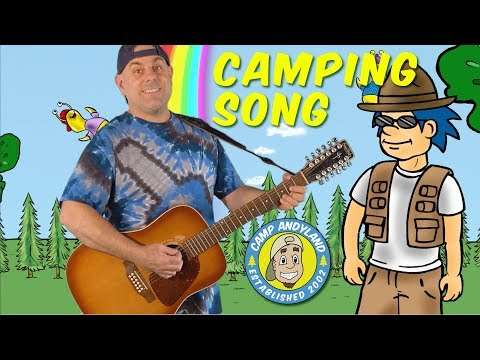 Andy Z - Camping Song (Official)