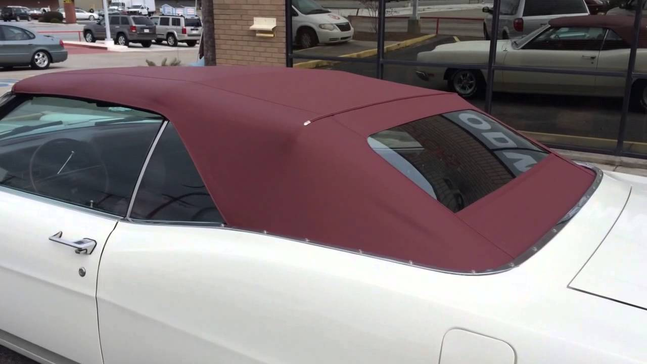 1970 Ford Xl Convertible Youtube Ltd